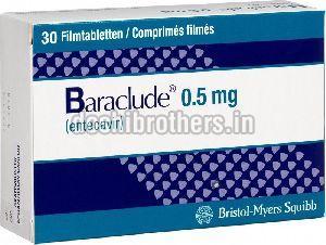 Baraclude Tablets 5mg