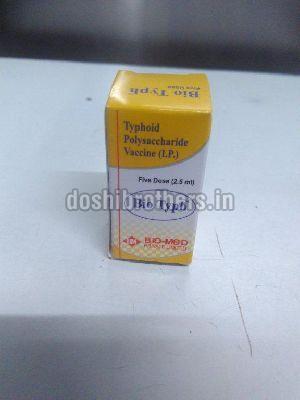BIO-TYPH Vaccine (Five Dose)
