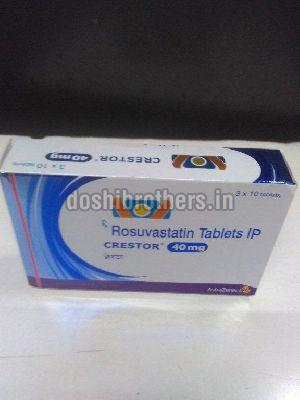 Crestor 40mg Tablets