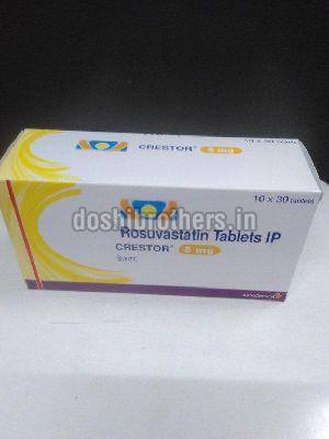 Crestor 5mg Tablets