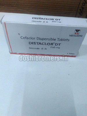 Distaclor DT 250mg Tablets