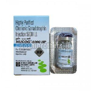 Highly Purified Chorionic Gonadotrophin Injection 5000 IU