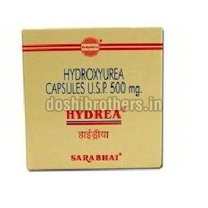 Hydroxyurea Capsules USP 500mg