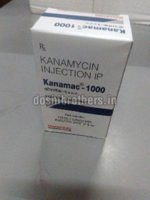 Kanamac 1000mg Injection