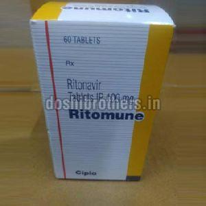 Ritonavir Tablets IP 100mg