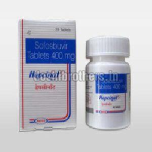 Sofosbuvir Tablets 400mg