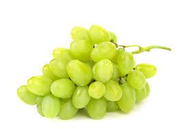 Fresh Delicious Green Grapes