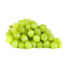 Fresh Seedless Green Grapes