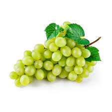 Fresh Thin Skin Green Grapes