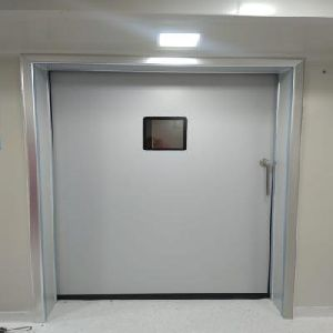 Hermetically Hospital Door