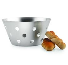 Stainless Steel Designer Deep Bread Basket