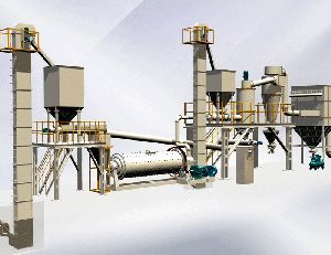 Silica Sand Production Line