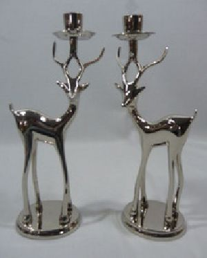 Metal Candle Holder 03