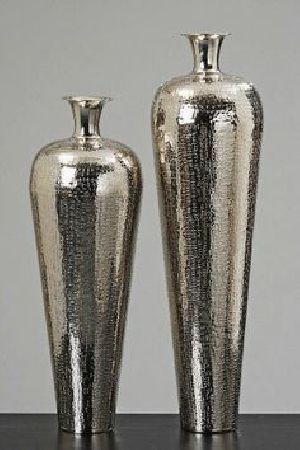 Metal Flower Vase 02