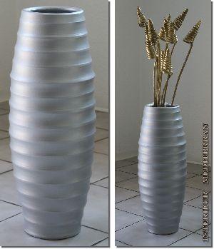 Metal Flower Vase 03