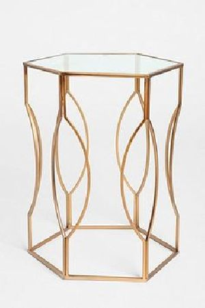 Metal Side Table 02