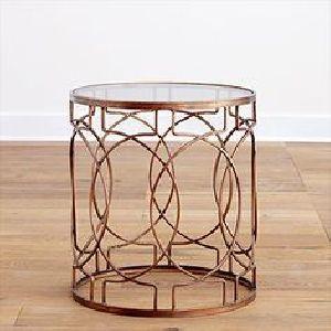 Metal Side Table 06