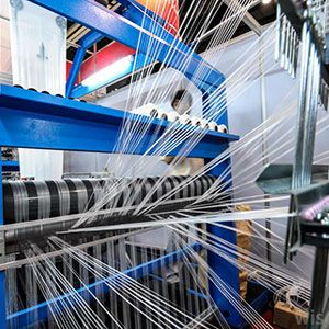 Textiles Weaving Industries Solution