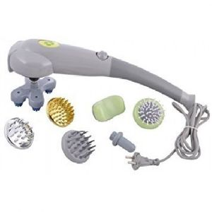 NEW MAGIC MASSAGER WITH 7 ATTACHMENT