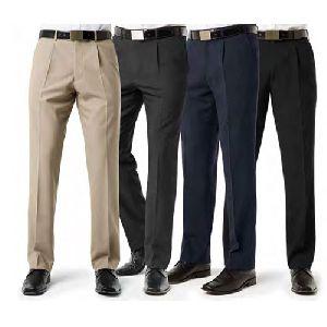 Mens Plain Formal Pant