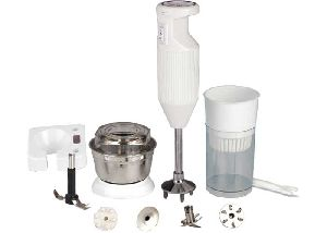 Hand Blender with Chutney Juicer Attachment