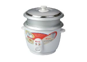 Rice Cooker with 2 Bowls