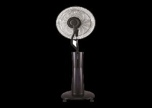 Ultrasonic Mist Stand Fan with Remote Control
