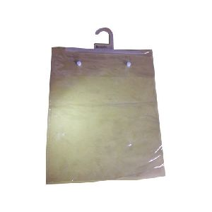 PVC Packing Hanger Bag