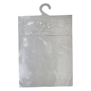 PVC Transparent Hanger Bag