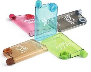 Notebook Water Bottles