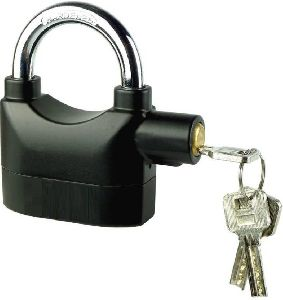 Stainless Steel Alarm Lock
