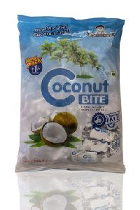 Coconut Bite Toffees