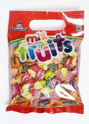 Mix Fruits Pouch