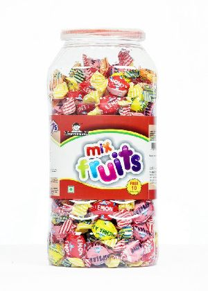 Mix Fruits608g Jar