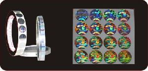 Holographic Labels Printing Services