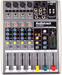 Audio Mixer AU-9904FX