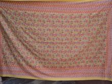 handmade cotton voile soft fabric printed quilts