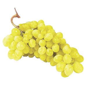 Fresh Yellow Grapes
