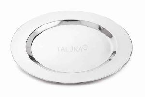 Charger Plate Mirror