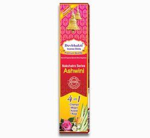 Ashwini 4 in 1 Incense Sticks