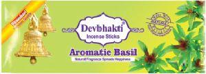 Devbhakti Aromatic Basil Incense Sticks
