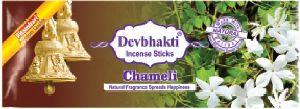 Devbhakti Chameli Incense Sticks