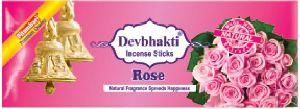 Devbhakti Rose Incense Sticks