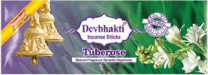 Devbhakti Tuberose Incense Sticks