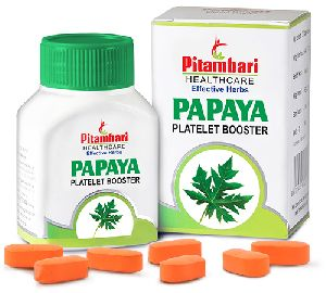Pitambari Papaya Tablets
