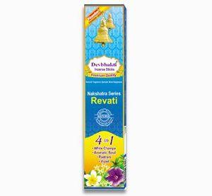 Revati 4 in 1 Incense Sticks