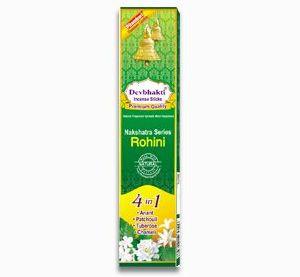 Rohini 4in 1 Incense Sticks