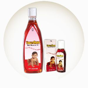 Vasundhara Baby Massage Oil