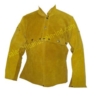 FH801 High Quality Leather Welding Jacket