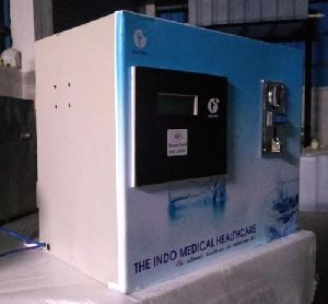 Card Operated Water ATM Machine